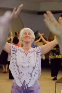 Barbara Driscoll - Circle Dancing